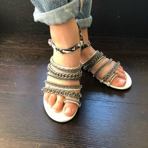 👀CHANEL Sandals!!👀